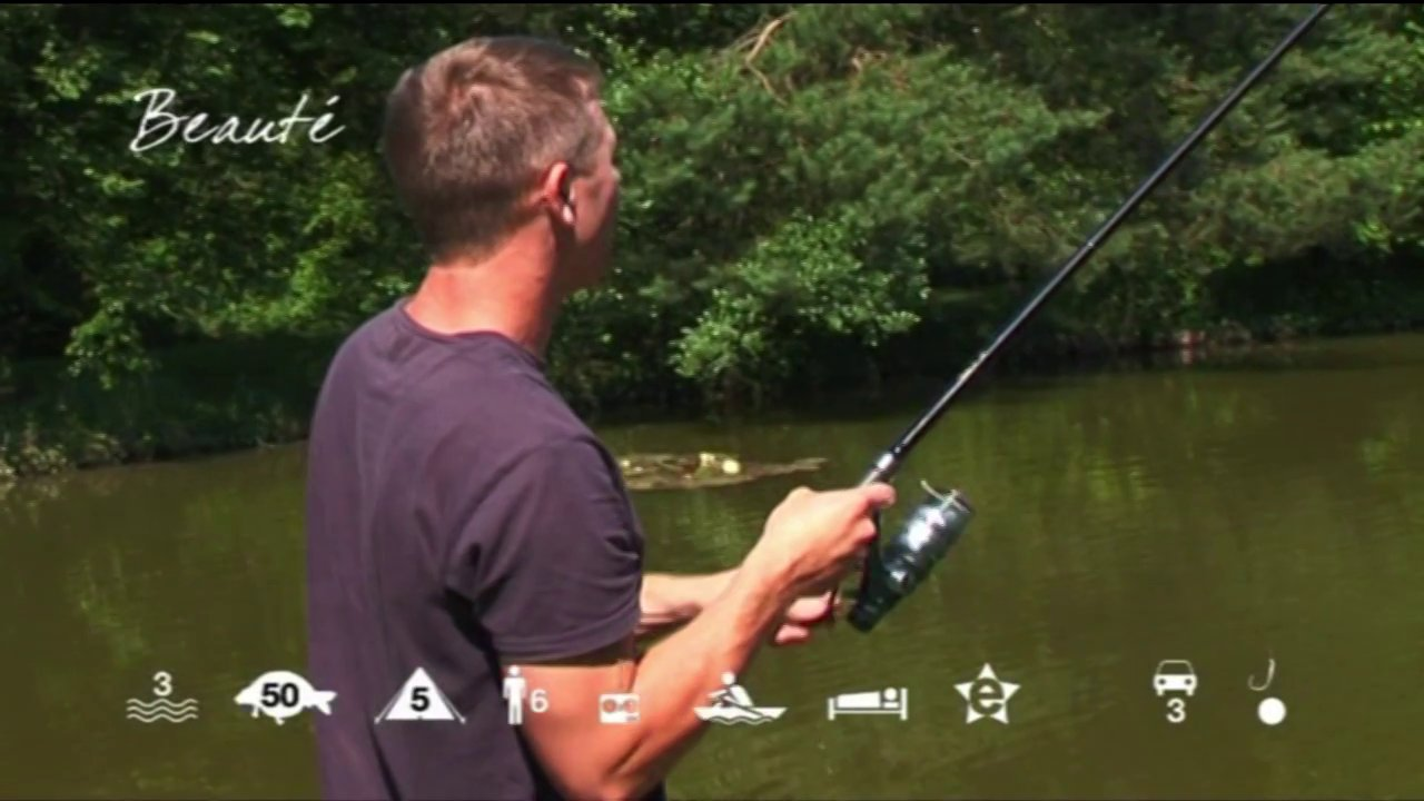 Beauté – carp fishing holiday in France