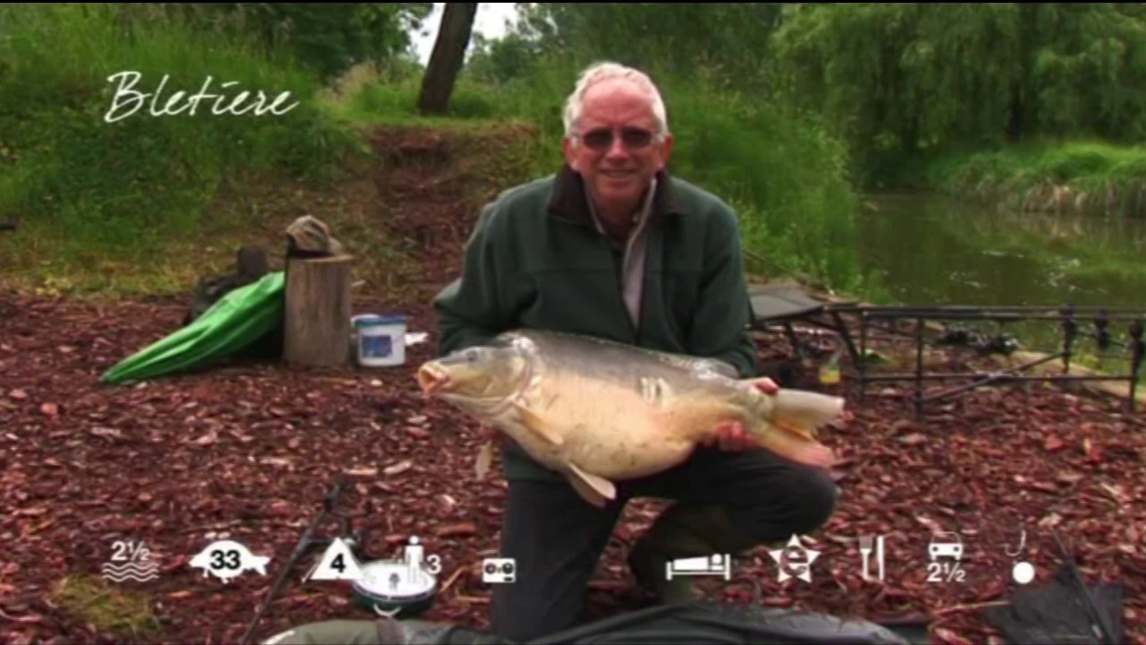 Bletiere – carp fishing holiday in France