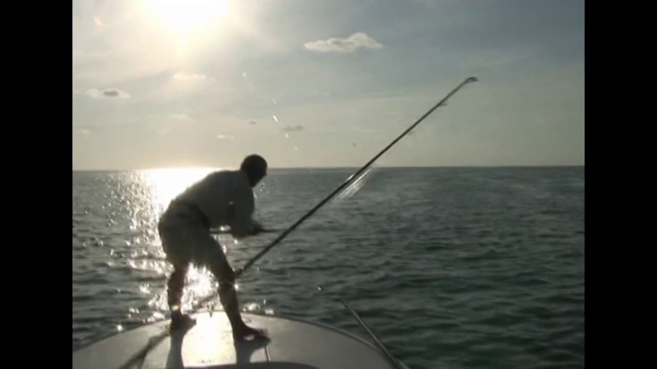 Catching Terrific Tarpon in the Florida keys