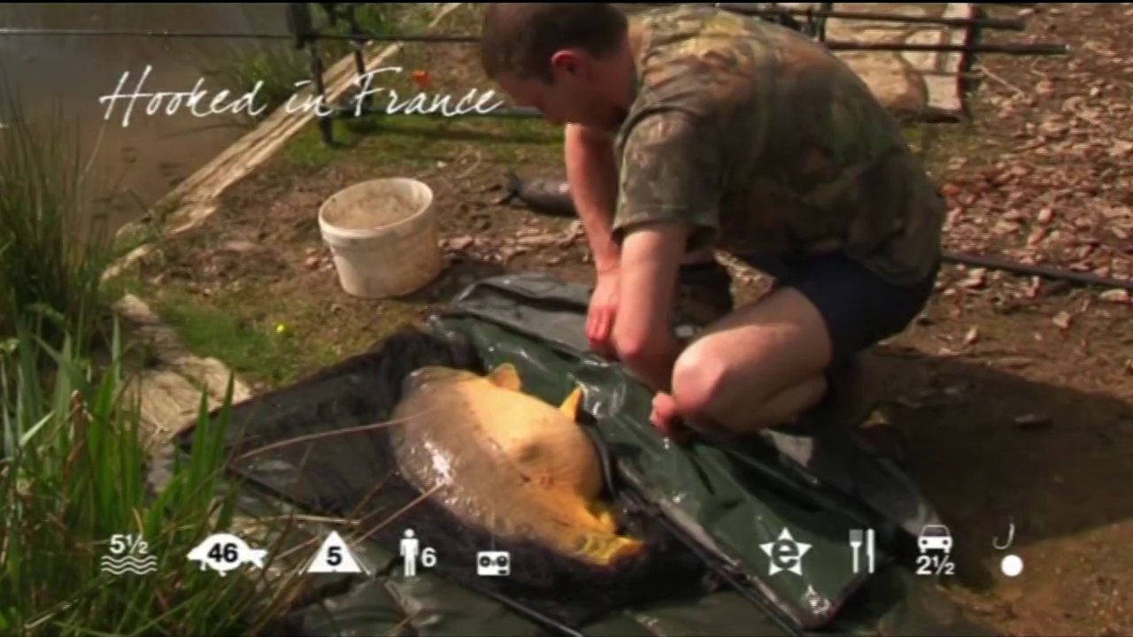 Hooked in France – Carp fishing in France