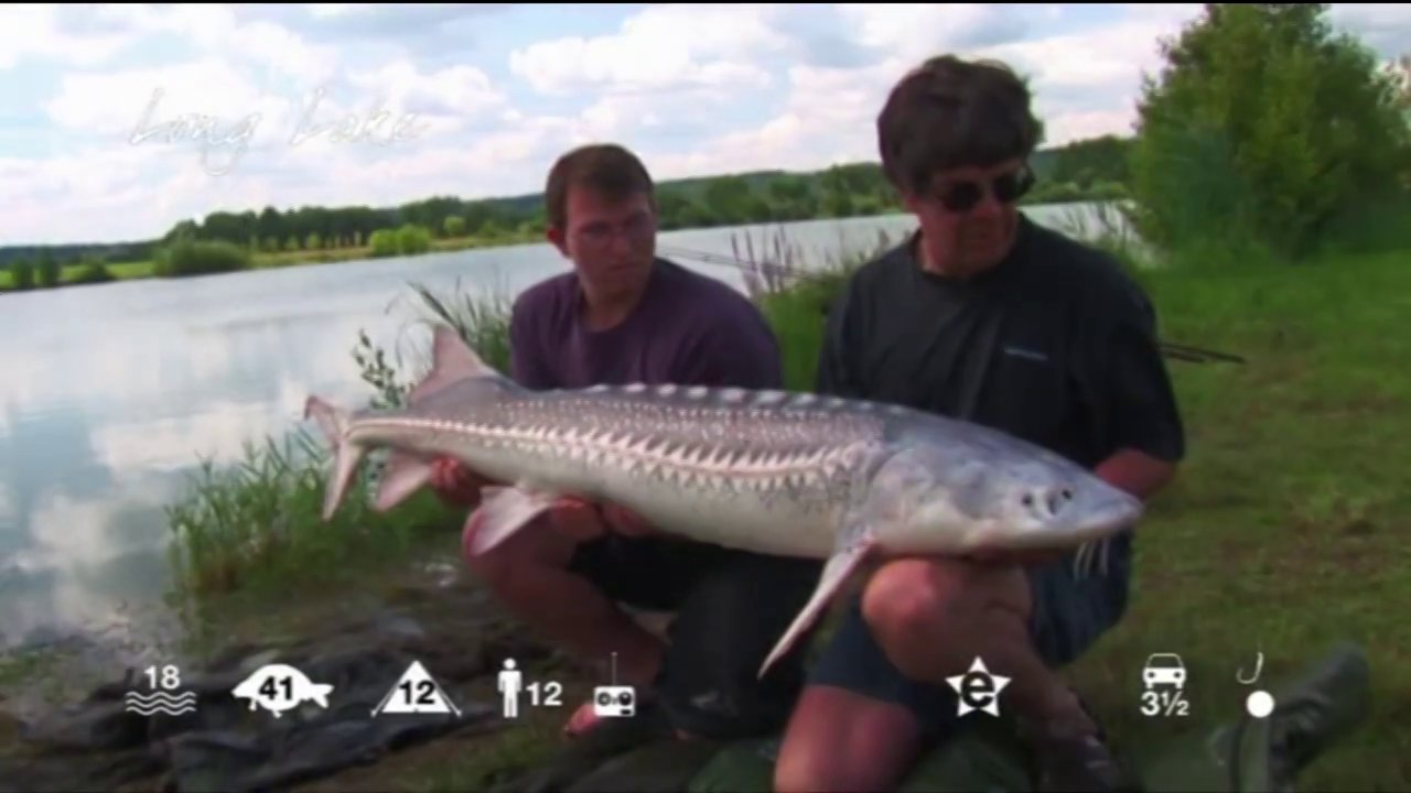 long lake carp fishing in france angling tv