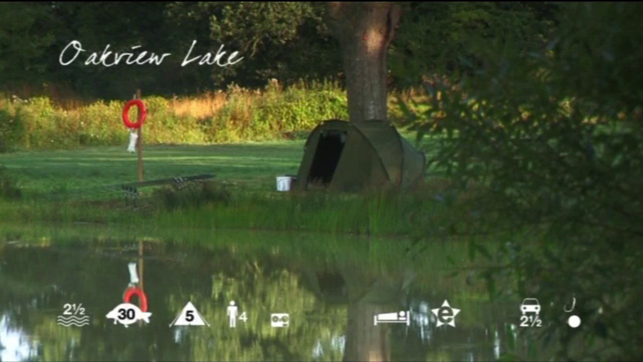 Oakview Lake - carp fishing in France
