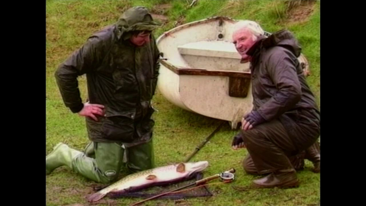 Primeval Pike - Fly fishing for pike with Ray Baker
