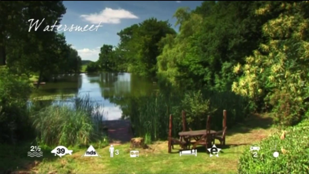 Watersmeet – carp fishing in France