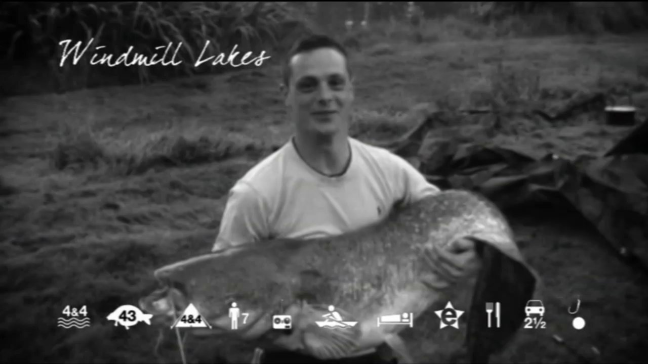 Windmill Lakes - French carp fishing holiday