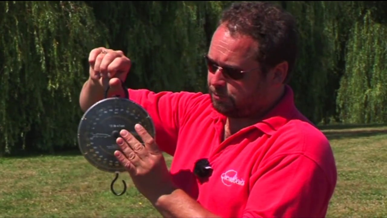 Quest Baits Tips - Weighing Fish