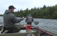 Fly Fishing for Trout and Salmon in the Hope system