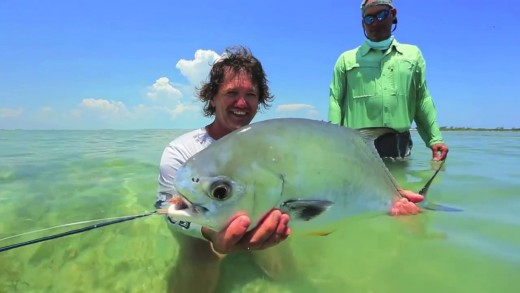 Fly Fishing in San Lazaro Cuba