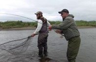 Salmon Fly Fishing in Alaska, Episode 2