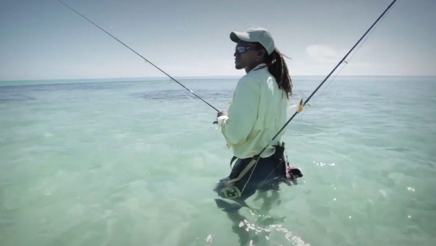 7 Degrees South Fly Fishing in the Seychelles
