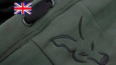 Fox Green and Black Clothing Range