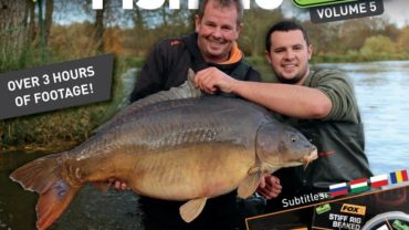 Fox Edges Carp Fishing DVD Volume 5