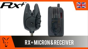 Micron RX+ Alarm and Receiver