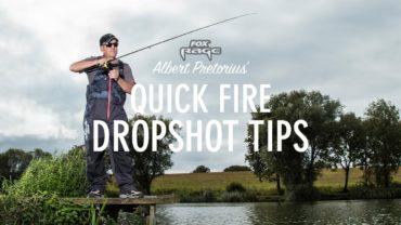 Quick Fire Dropshotting Tips