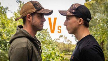 Mozza Versus Charrington: Match Fishing at A12 lakes