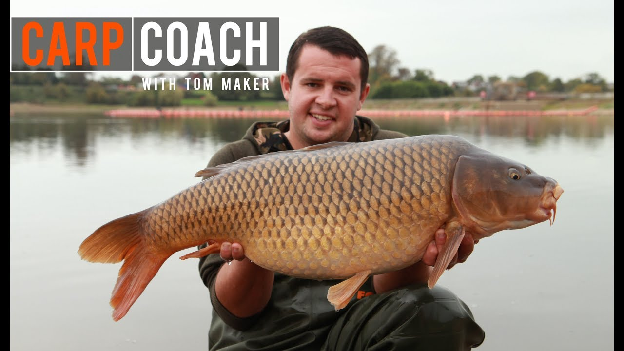 Carp Fishing at long range on Durleigh Reservoir