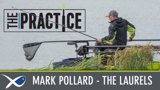 Match fishing at The Laurels in Lincolnshire