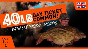 "Winter Carp Fishing at Elphicks fishery with Lee ""Mozza"" Morrison"